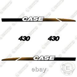Case 430 Decal Kit Mini Chargeuse Autocollants De Remplacement