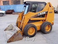 Case 70xt 80xt 90xt 1/2 Lexan Polycarbonate Chargeuse Compacte Et Cab Door Après-vente