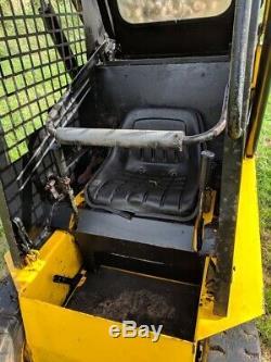 Case Chargeuse Compacte Bobcat Type Chargeur Mini Pelle