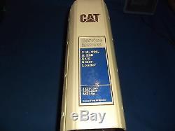 Cat Caterpillar 216 226 228 Mini Chargeur Manuel De Réparation De Magasin De Réparation