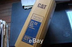 Cat Caterpillar 216 226 232 242 Chargeur À Direction À Glissement Manuel De Réparation Manuel De Réparation Oem