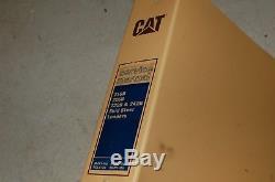 Cat Caterpillar 216b 226b 232b 242b Manuel De Réparation Du Chargeur