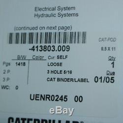 Cat Caterpillar 216b3 226b3 236b3 242b3 252b3 247b3 257b3 Chargeur Manuel