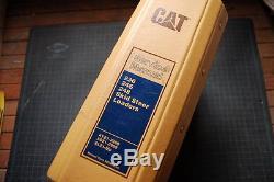 Cat Caterpillar 236 246 248 Chargeuse Compacte Manuel D'atelier