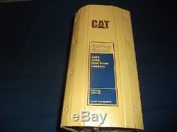Cat Caterpillar 248b 268b Chargeuse À Direction À Glissement Manuel D'atelier De Réparation