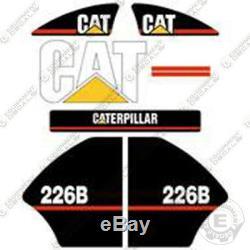 Caterpillar 226b Decal Kit Equipment Stickers Ancien Style 226b 226 B