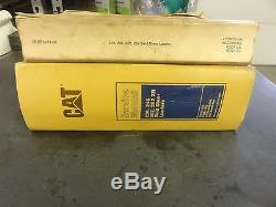 Caterpillar 236 246 252 262xr Skid Steer Chargeurs Manuel De Réparation Oem