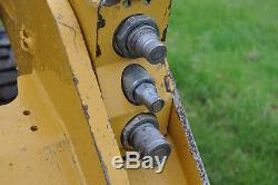 Caterpillar 236 D Cat Y2015 Chargeuse Compacte À Glissière + Godet £ 19250 + Tva