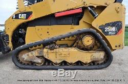 Caterpillar 259 B3 Cat Y2012 Compact Rubber Tracked Loader Skid Steer £ 15600 + Tva