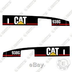 Caterpillar 938 G Series 2 Decal Kit Chargeuses Sur Pneus Décalcomanies Équipement