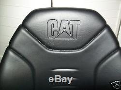 Caterpillar Cat Multi Terrain Skid Steer Loader Kit De Coussin De Siège #jt