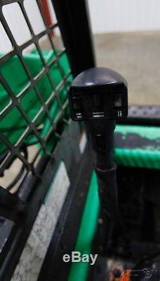 Chargeur À Chenilles Bobcat T190 Track Rops Ouverts 61 Ch, Charge De Basculement 6 851 Lb