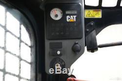 Chargeur À Direction À Glissement Sur Chenilles Caterpillar 289c 2012, Climatisation / Chauffage, Commandes Pilotes