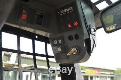 Chargeur Compact Caterpillar 216 B3 Cat Y2013 + Godet + Fourches 1750 € + Tva