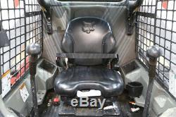 Chargeur De Chaînes Compactes Bobcat T650 2015, Corde Ouverte, Connexion Rapide Manuelle, 74 CV