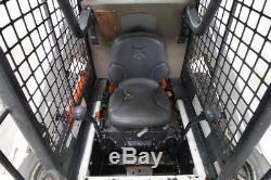 Chargeur De Chenille De Chargeur De Dérapage De Bobcat T190, 61 Hp, Soupape De Positionnement Hydraulique De Seau