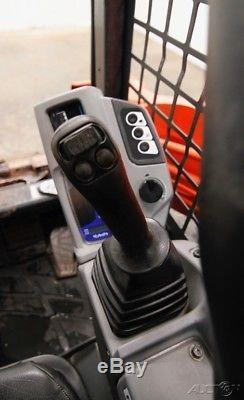 Chargeur De Voie De Chargeur De Dérapage De Kubota Svl 95-2s 2016, Connexion Rapide Hydraulique, 2 Vitesses