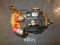 Chargeur Hydraulique De Dérapage De Roue De Moteur D'entraînement De Case 95xt