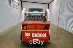 Chargeur Sur Chenilles Bobcat T190 Turbo, 61 HP Turbo, 7612 Lbs Oper. Poids
