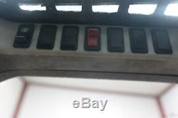 Chargeur Sur Chenilles Bobcat T190 Turbo, Rops Ouverts, Modèle Iso / H