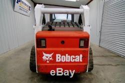 Chargeur Sur Chenilles Bobcat T320, 92 Cv, Prêt À L'emploi