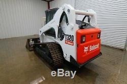 Chargeur Sur Chenilles Bobcat T320 Cab, 92 Hp, Ac / Heat, Chenilles En Acier, Iso / H