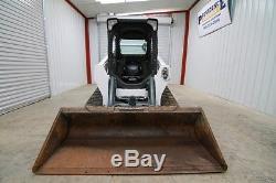 Chargeur Sur Chenilles Bobcat T590 2013, 7822 Oper. Poids, 6000 Lb Tipping Load