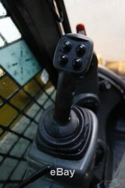 Chargeur Sur Chenilles, Cabine 299d Xp3, Cabine 2015, 95 Ch, Climatisation / Chauffage, 2 Vitesses
