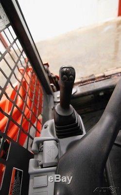 Chargeur Sur Chenilles Skid Steer 2016 Kubota Svl 95-2, Connexion Rapide Hydraulique, 2 Vitesses