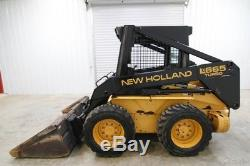 Chargeur Sur Roues New Holland Lx665 Turbo, 50 Hp, 5405 Lbs Oper. Poids