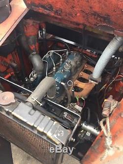 Chargeur Tracteur Thomas T133 Non Bobcat