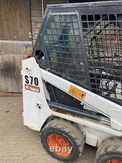 Chargeuse Bobcat S70 Skidsteer