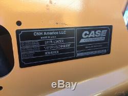 Chargeuse Compacte Avec Cabine Case Sr175 2014