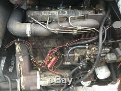 Chargeuse Compacte Bobcat 753c 1996 Avec Dispositif De Chauffage De La Cabine Aucune Porte Bientôt