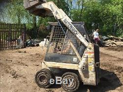 Chargeuse Compacte Bobcat May Px For Digger