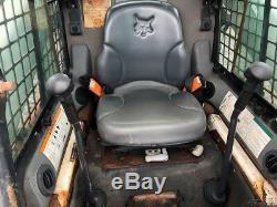 Chargeuse Compacte Bobcat S250 2007 Avec Cabine