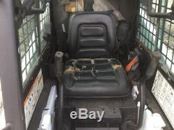 Chargeuse Compacte Bobcat S70 2011 Avec Cabine Sans Porte