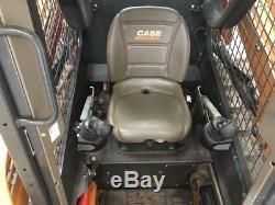 Chargeuse Compacte Case Tr310 2015, Ride Control, Manuelle Quick Connect