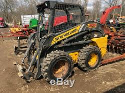Chargeuse Compacte New Holland L218 2011