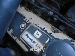 Chargeuse Compacte Pour Pneus John Deere 250, 2000