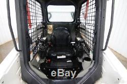 Chargeuse Compacte Sur Cabine Bobcat T590 2017, 61hp, Charge De Basculement Maximale 5 571 Lbs