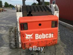 Chargeuse Compacte Sur Chenilles Bobcat T250 Compact 2005 À Venir