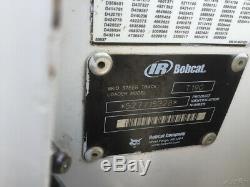 Chargeuse Compacte Sur Chenilles Compacte Bobcat T190 2004, Seulement 1900 Heures