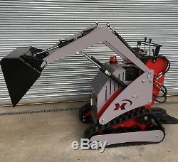 Chargeuse Compacte Sur Chenilles Compacte Mini-chargeuse Axpan Chargeuse Ax Pro Pro 5 595 £