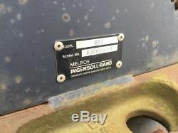 Chargeuse Compacte Sur Pneus Bobcat 963g 2002 Avec Cabine, 2sd, Accessoire De Pelle Rétrocaveuse 811