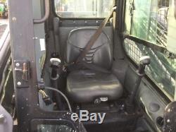Chargeuse Compacte Sur Pneus New Holland L230 2011 Avec Cabine Aucune Porte Sans Vendre En L'etat