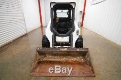 Chargeuse Compacte Sur Roues 2015 Bobcat S570, Open Rops, 61hp