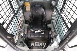 Chargeuse Sur Chenilles 2014 À Cabine De Conduite Bobcat T750, 81hp, Courant Alternatif / Chaleur