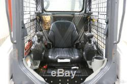 Chargeuse Sur Chenilles À Chenilles Bobcat T750 Cab 2015, 81hp, Configuration Iso / H, 2 Vitesses