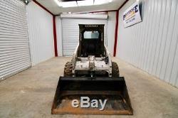 Chargeuse Sur Pneus Bobcat 853h Skid Steer, 58 Cv, Poids En Ordre De Marche 6550 Lb